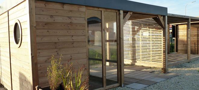 Constructions en bois : le concept Kios
