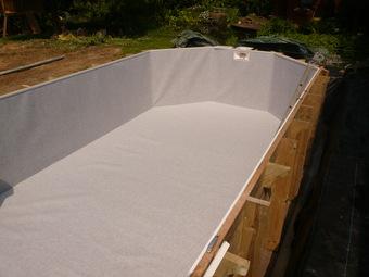 installation de piscine bois types de configuration pour